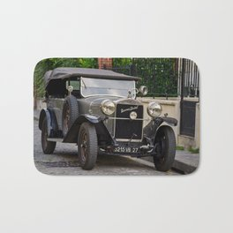 Vintage Car Bath Mat