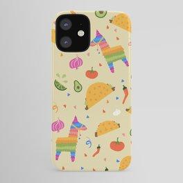 Taco Fiesta iPhone Case