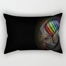 Daft Ren Rectangular Pillow