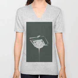 this is up Unisex V-Neck