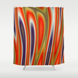 Modern Abstract 52 Shower Curtain