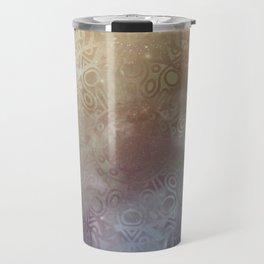 Universe Mandala Glow Travel Mug