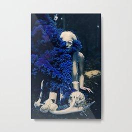 Vampire Flower (Edit 4) Metal Print