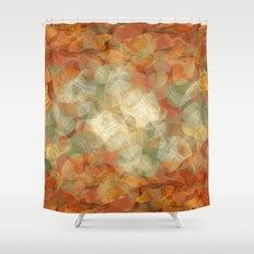 Autumn times Shower Curtain