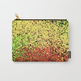 Rasta colors Carry-All Pouch