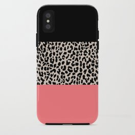 Leopard National Flag XV iPhone Case