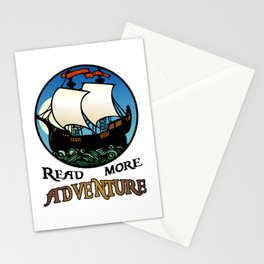Read More Adventure Stationery Cards