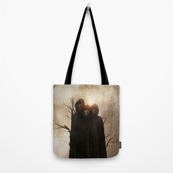 Darkness II Tote Bag