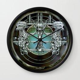 """Astrological Mechanism - Gemini"" Wall Clock"