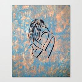 Impulse Canvas Print