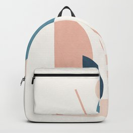 Abstract Minimal Shapes 34 Backpack
