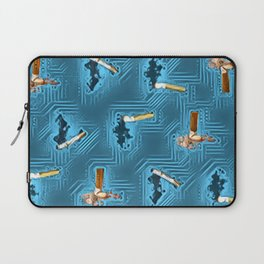 No Smoking Day. Laptop Sleeve