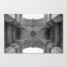 Arco da Rua Augusta Canvas Print