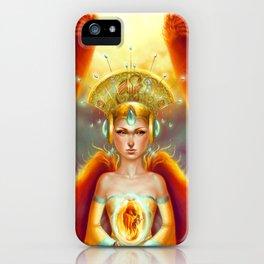 Phoenix Queen iPhone Case