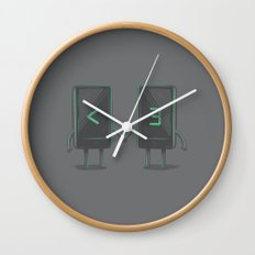 Digital love Wall Clock