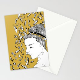 Disconnect Stationery Cards