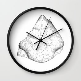 Keith - Nood Dood Wall Clock