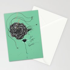 And So It Went Stationery Cards
