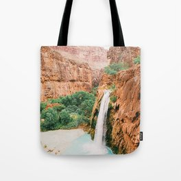 Havasu Falls / Grand Canyon, Arizona Tote Bag