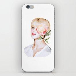 Jimin iPhone Skin
