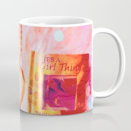 Put your faith in what you most Believe In. Coffee Mug