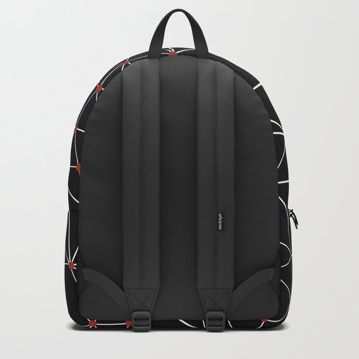 Seg with Red Spots Backpack