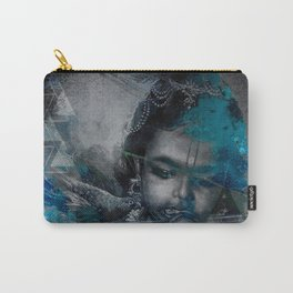 Krishna The mischievous one - The Hindu God Carry-All Pouch