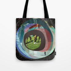 the abstract dream 15 Tote Bag