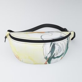 The Heron Fanny Pack