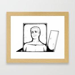 Goretober #24 - Welcome Framed Art Print