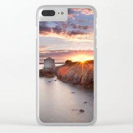 Martello Tower   Sutton   Dublin Clear iPhone Case
