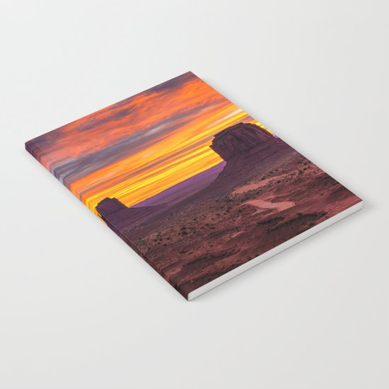 Monument Valley, Utah Notebook