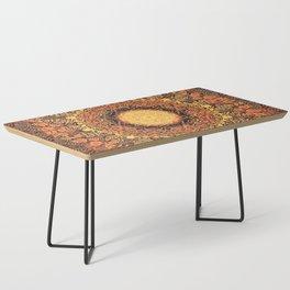 Marigold Mandala Coffee Table