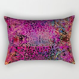 magic mandala 44 #magic #mandala #decor Rectangular Pillow
