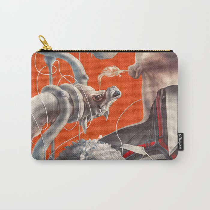 Anatomy of Lust Carry-All Pouch