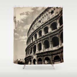 Il Colosseo Shower Curtain