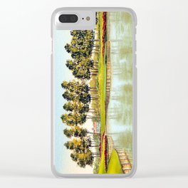 Sawgrass TPC Golf Course 17th Hole Clear iPhone Case