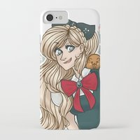 dangan ronpa iPhone & iPod Cases featuring sonia by bitterkiwi