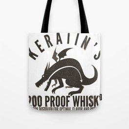 Keratin's Dragon Distilled Whisky Tote Bag