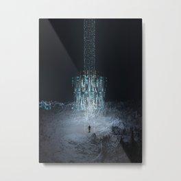Beamer Metal Print