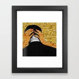 Dependable Relationship 2 Framed Art Print