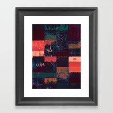 cystyl styge Framed Art Print