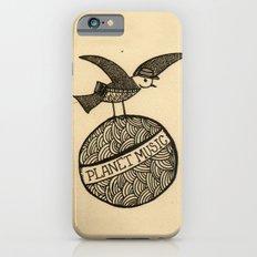planet music iPhone 6s Slim Case
