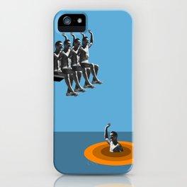 Gunther iPhone Case