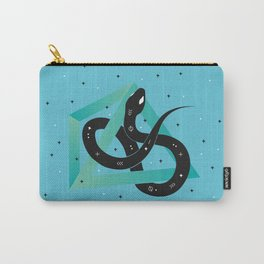 Snake In The Sky Carry-All Pouch