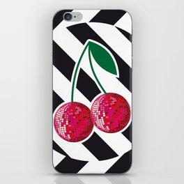 disco chery iPhone Skin