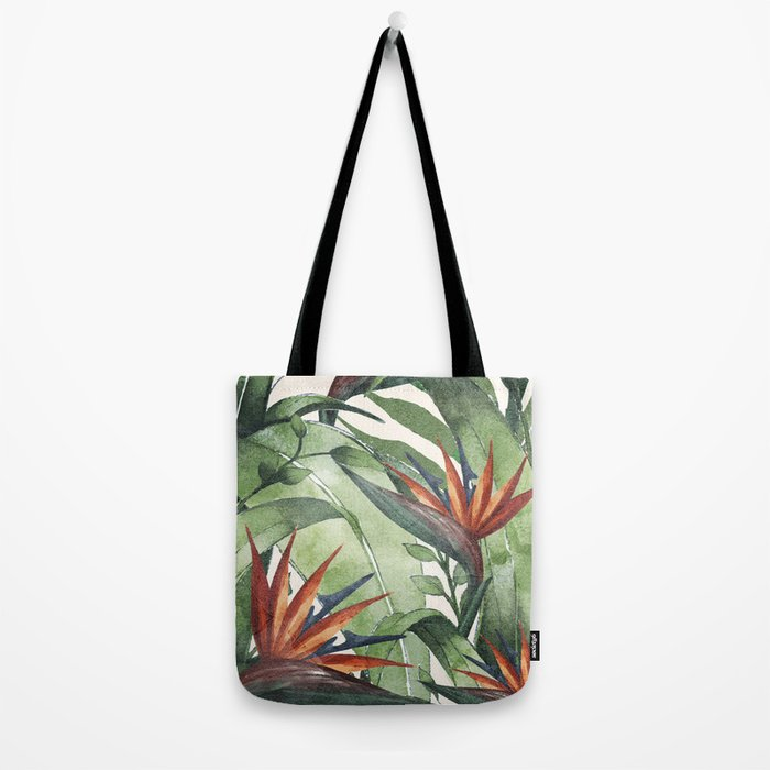 Tropical Flora I Tote Bag