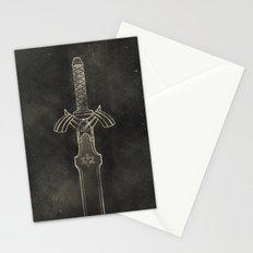 Legend of Zelda: Link Sword Stationery Cards