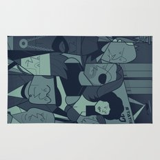 ESCAPE FROM NEW YORK Rug