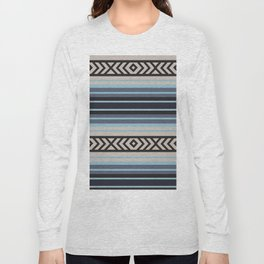 American Native Pattern No. 108 Long Sleeve T-shirt
